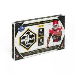 NFL 2017 PANINI LIMITED FOOTBALL[ボックス]