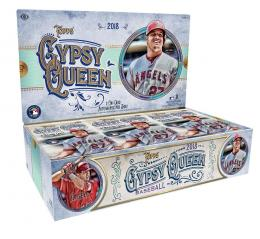 ◆予約◆ MLB 2018 TOPPS GYPSY QUEEN BASEBALL[ボックス]