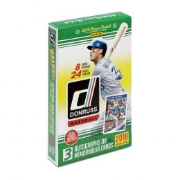 2018 DONRUSS BASEBALL HOBBY[ボックス]