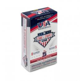 2018 PANINI USA STARS & STRIPES BASEBALL[ボックス]