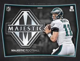 NFL 2018 PANINI MAJESTIC FOOTBALL[ボックス]