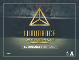 NFL 2018 PANINI LUMINANCE FOOTBALL[ボックス]