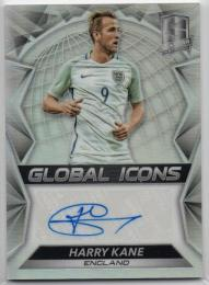 2016 PANINI Spectra	Global Icons Autograph	Harry Kane	【079/199】