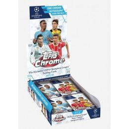 2017/18 TOPPS UEFA CHAMPIONS LEAGUE CHROME[ボックス]