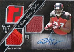 2014 TOPPS Triple Threads  Austin Seferian-Jenkins Relics & Auto (RC) 1of1