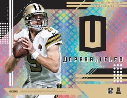 ◆予約◆NFL 2018 PANINI UNPARALLELED FOOTBALL[ボックス]