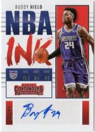 2017-18 Panini Contenders  Buddy Hield Autographs 21/49