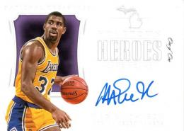 2017-18 National Treasures	Magic Johnson	Autograph	1/1