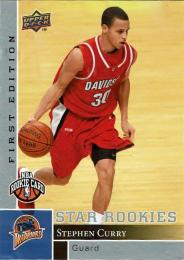 2009-10 UPPER DECK FIRST EDITION #196 RC / Stephen Curry