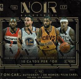 NBA 2016-17 PANINI NOIR BASKETBALL[ボックス]