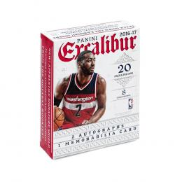 NBA 2016/17 EXCALIBUR BASKETBALL HOBBY