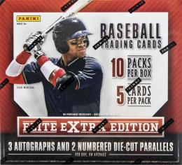 2015 ELITE EXTRA EDITION LONGEVITY BASEBALL[ボックス]