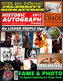 2017 HISTORIC AUTOGRAPHS FAME & PHOTO EDITION[ボックス]