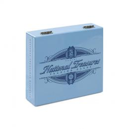 2017 NATIONAL TREASURES BASEBALL[ボックス]