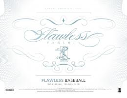 2017 PANINI FLAWLESS BASEBALL