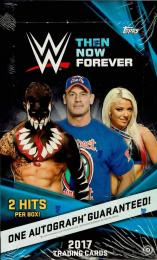 2017 TOPPS WWE: THEN, NOW, FOREVER[ボックス]