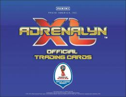 2018 PANINI FIFA WORLD CUP ADRENALYN XL[ボックス]