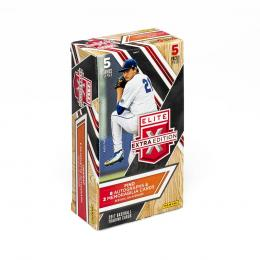 2017 ELITE EXTRA EDITION BASEBALL[ボックス]
