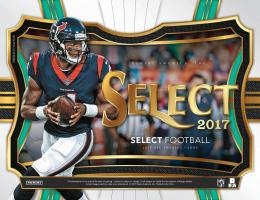 NFL 2017 PANINI SELECT FOOTBALL[ボックス]