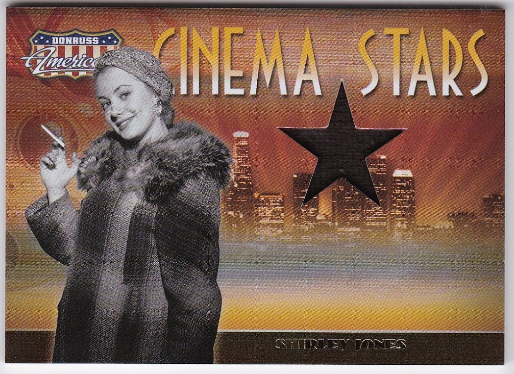 2007 Americana Cinema Stars Material / SHIRLEY JONES Skirt 【016/500】